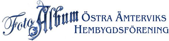 Östra Ämterviks hembygdsförenings bildarkiv